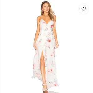 NWT The Jetset Diaries Floral Maxi